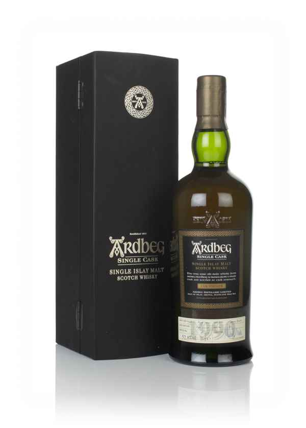 Ardbeg 16 Year Old 1990 (cask 86) - Single Cask