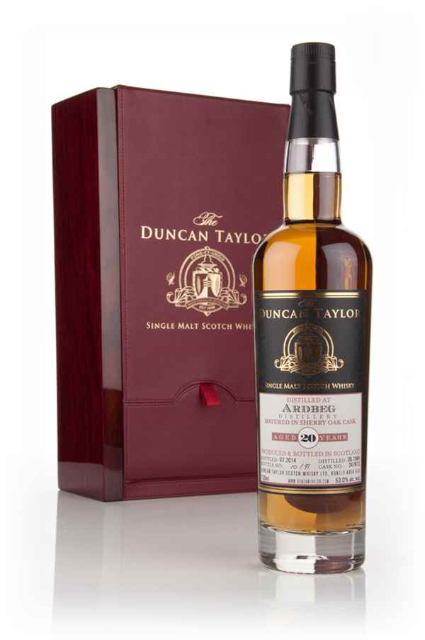 Ardbeg 20 Year Old 1994 (cask 347613) - The Duncan Taylor Single