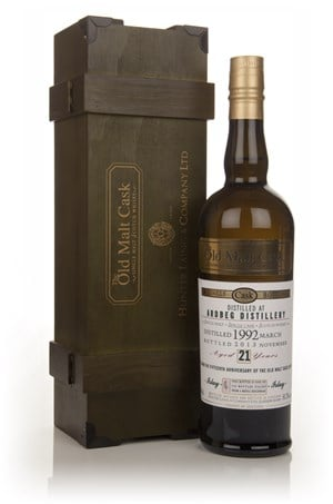 Ardbeg 21 Year Old 1992 - Old Malt Cask 15th Anniversary (Hunter Laing)