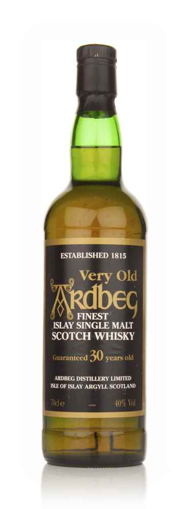 Ardbeg 30 Year Old Guaranteed