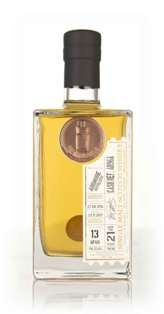Ardmore 21 Year Old 1996 (cask AR96A) - The Single Cask