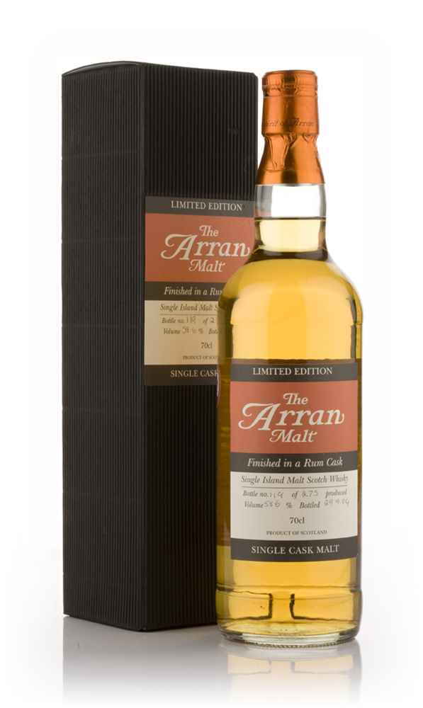Arran Jamaican Rum Finish