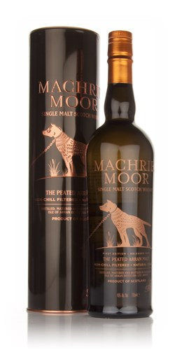 Arran Machrie Moor Peated - Batch 2