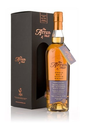 Arran Moscatel Cask Finish