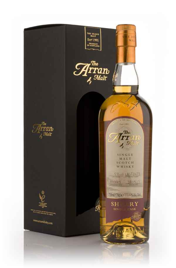 Arran Oloroso Sherry Cask Finish