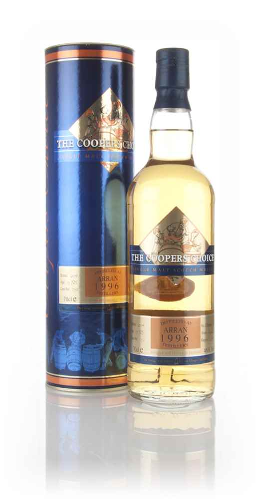 Arran 17 Year Old 1996 (cask 373) - The Coopers Choice (The Vintage Malt Whisky Co.)