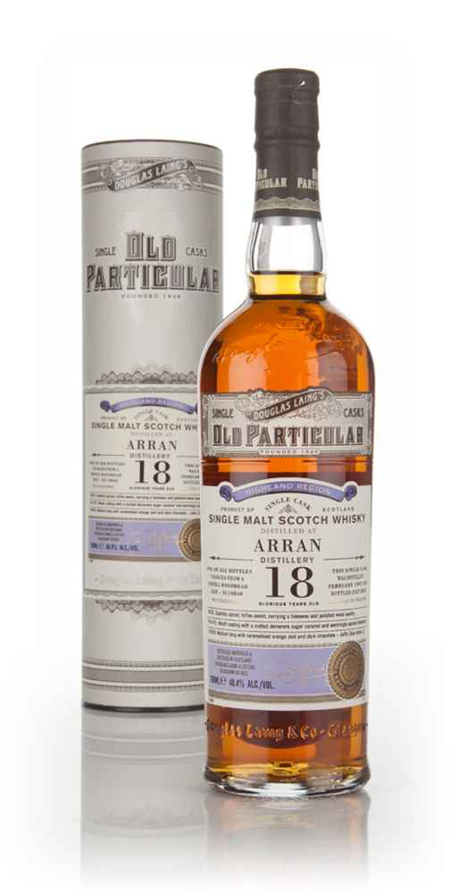 Arran 18 Year Old 1997 (cask 10840) - Old Particular (Douglas Laing)