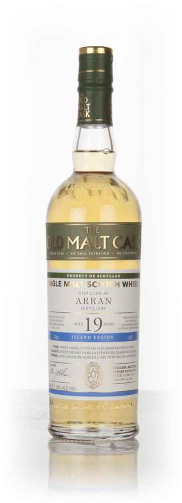 Arran 19 Year Old 1996 (cask 11885) - Old Malt Cask (Hunter Laing)