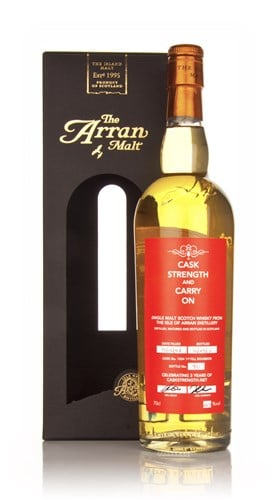 Caskstrength and Carry On (Isle of Arran)