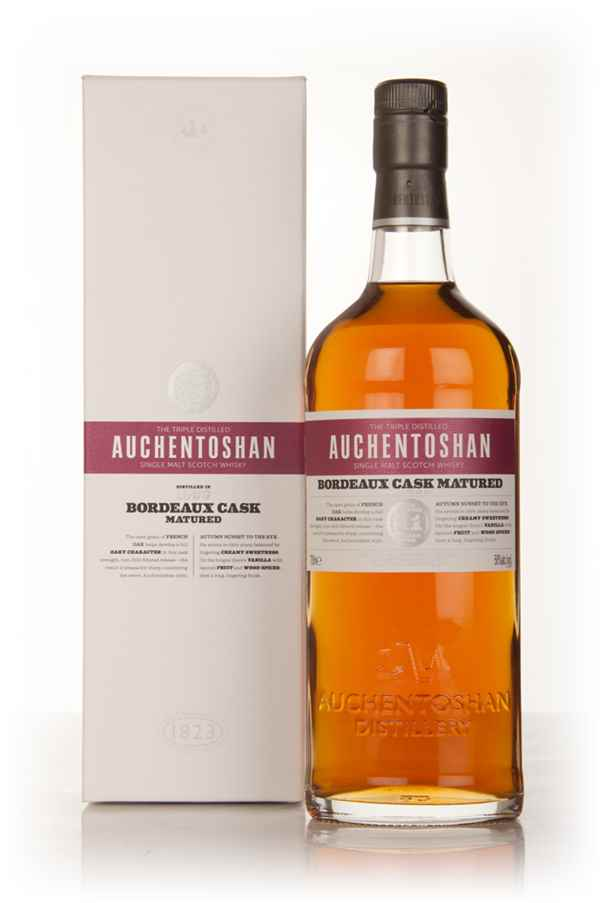 Auchentoshan 11 Year Old 1999 - Bordeaux Cask Matured