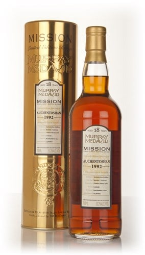 Auchentoshan 18 Year Old 1992 Mission (Murray McDavid)