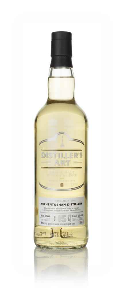 Auchentoshan 15 Year Old 2003 - Distiller's Art (Langside)