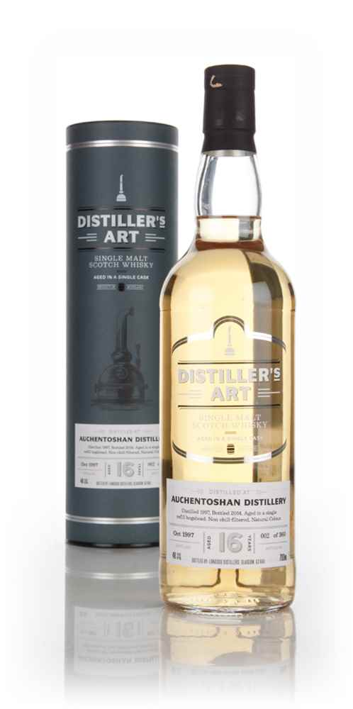 Auchentoshan 16 Year Old 1997 - Distiller's Art (Langside)
