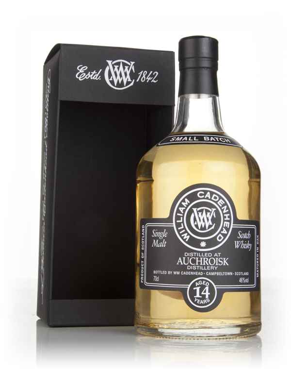 Auchroisk 14 Year Old 2001 - Small Batch (WM Cadenhead)