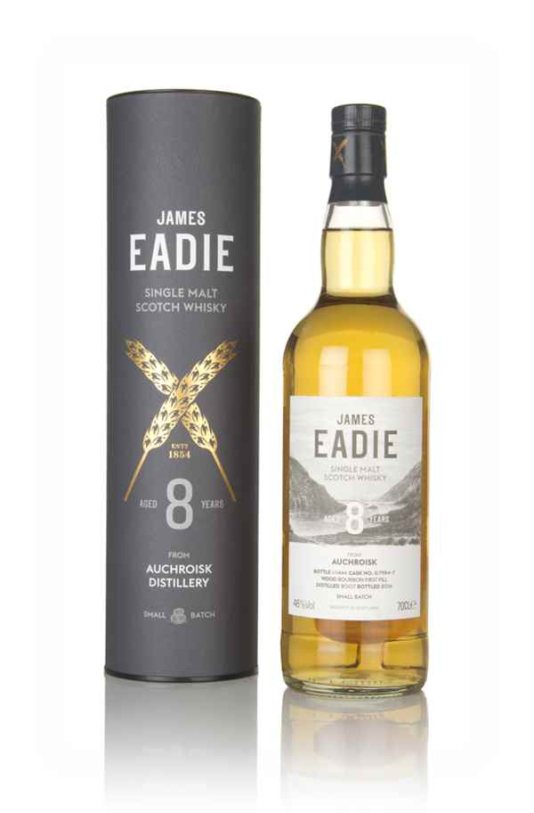 Auchroisk 8 Year Old 2007 - Small Batch (James Eadie)