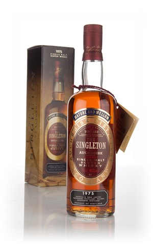 The Singleton of Auchroisk 1975 - circa 1990