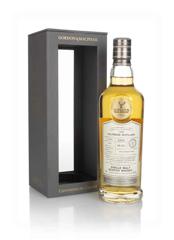 Aultmore 13 Year Old 2005 - Connoisseurs Choice (Gordon & MacPhail)