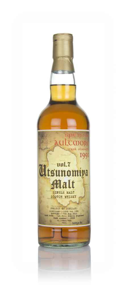 Aultmore 21 Year Old 1991 (Three Rivers)