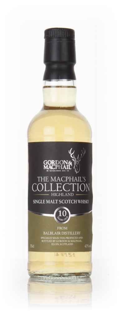 Balblair 10 Year Old 35cl (Gordon & MacPhail)