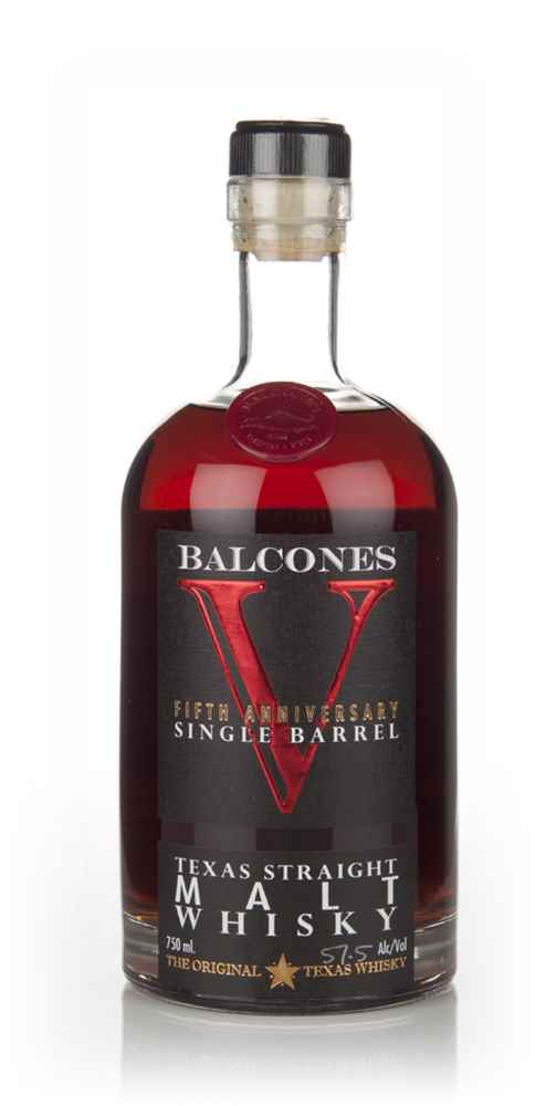 Balcones V Straight Malt Rumble Cask Reserve Finish (Barrel 2653)