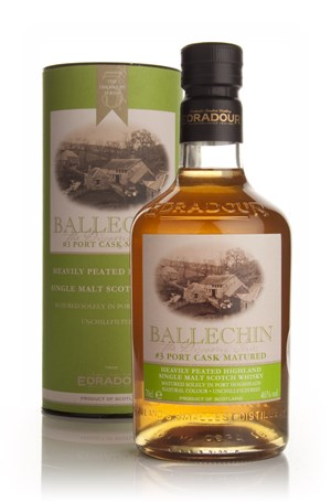 Edradour Ballechin #3 Port Cask Matured (The Discovery Series)