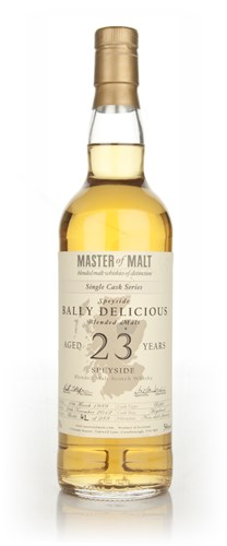 Bally Delicious 23 Year Old - Single Cask (Master of Malt)