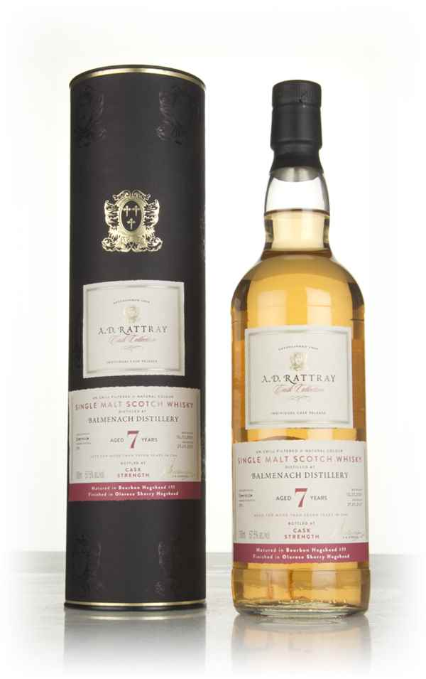 Balmenach 7 Year 2010 - Cask Collection (A.D. Rattray)