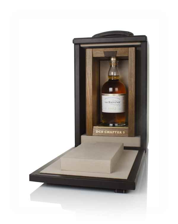 Balvenie 56 Year Old 1962 (cask 5575) - The Balvenie DCS Compendium Chapter Five