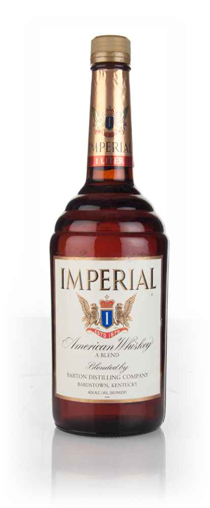 Imperial American Whiskey 1l - 1980s