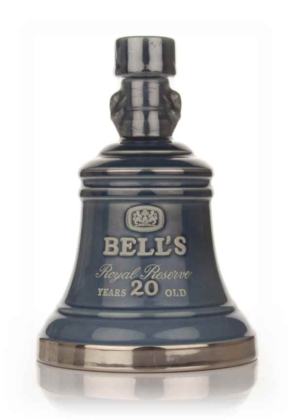Bell's Royal Reserve 20 Year Old Decanter