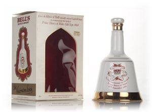 Bell's Decanter Birth of Prince Henry of Wales - 1984