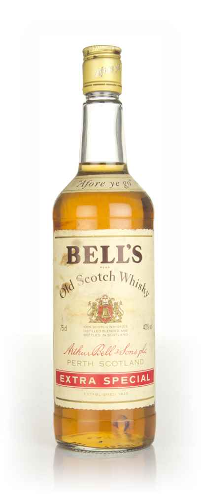 Bell's Extra Special Blended Scotch Whisky (75cl) - 1980s