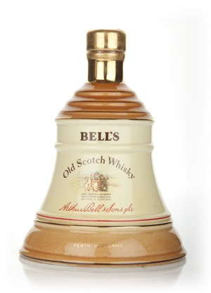 Bell's Old Scotch Whisky Decanter