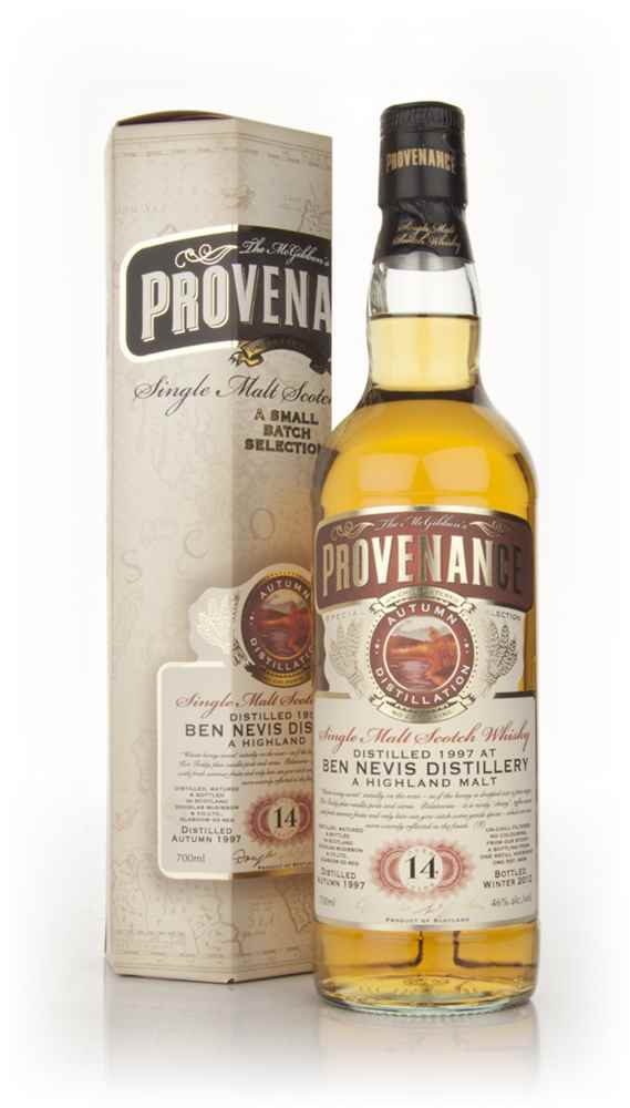 Ben Nevis 14 Year Old 1997 - Provenance (Douglas Laing)