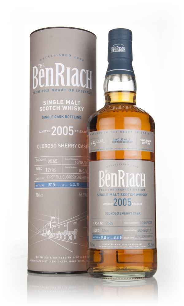 BenRiach 12 Year Old 2005 (cask 2565)
