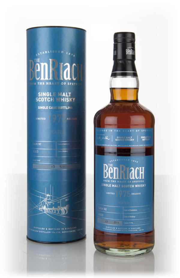 Benriach 40 Year Old 1975 (cask 7028) - Peated