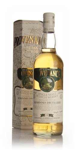 Benrinnes 11 Year Old 1997 - Provenance (Douglas Laing)