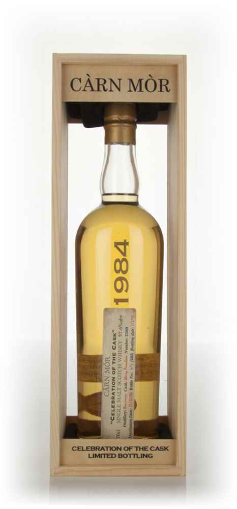 Benrinnes 27 Year Old 1984 (cask 2269) - Celebration of the Cask (Càrn Mòr)