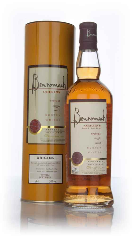Benromach Origins 2003 - Batch 4 (Port Pipes)