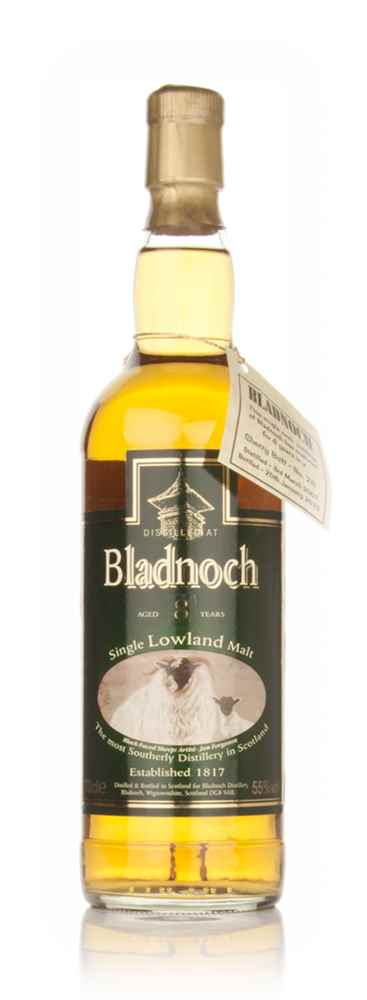 Bladnoch 8 Year Old Sherry Matured - Sheep Label