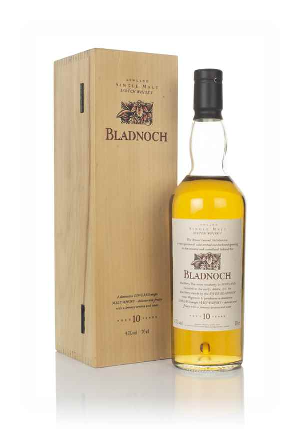 Bladnoch 10 Year Old - Flora and Fauna (with Presentation Box)