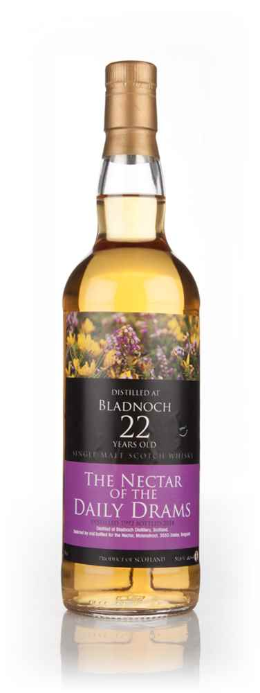 Bladnoch 22 Year Old 1992 - The Nectar Of The Daily Drams