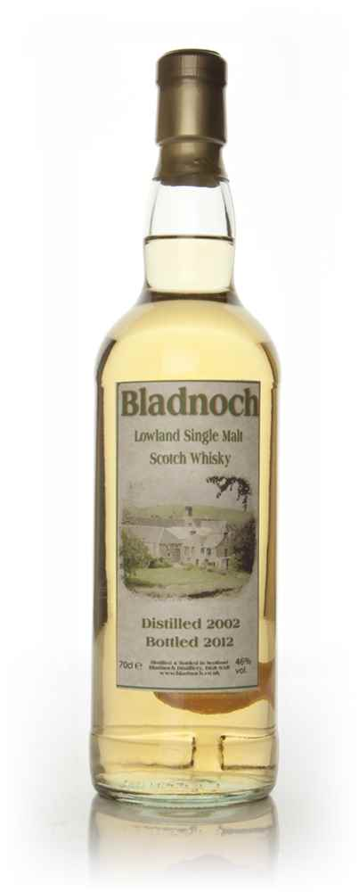 Bladnoch 9 Year Old 2002 - Distillery Label (46.00%)
