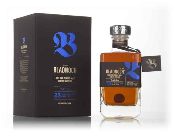 Bladnoch Talia 25 Year Old - New Oak Finish