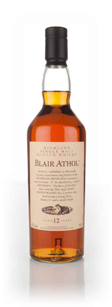 Blair Athol 12 Year Old - Flora and Fauna