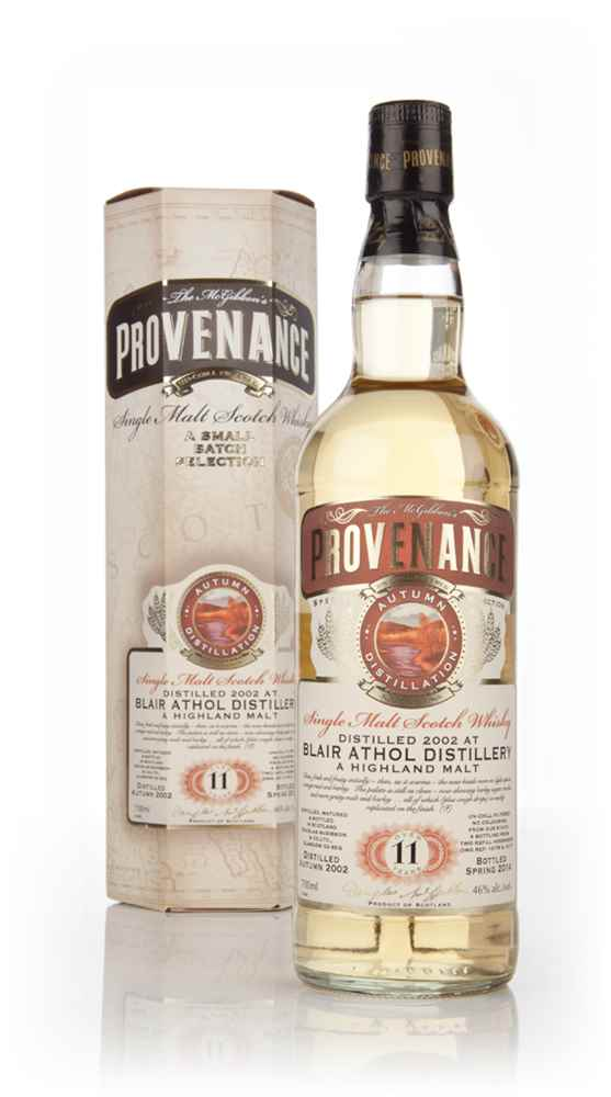 Blair Athol 11 Year Old 2002 (casks 10176 & 10177) - Provenance (Douglas Laing)
