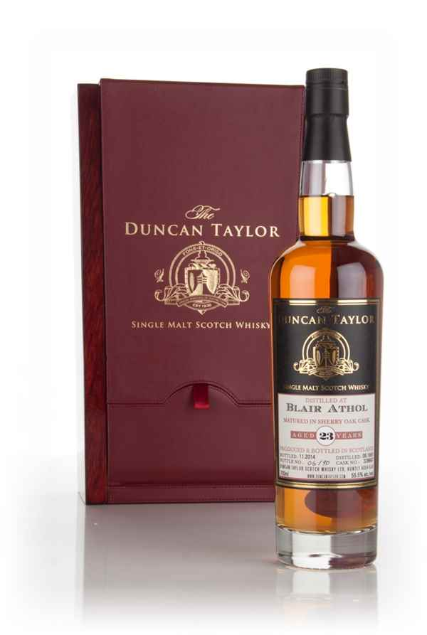 Blair Athol 23 Year Old 1991 (cask 328667) - The Duncan Taylor Single