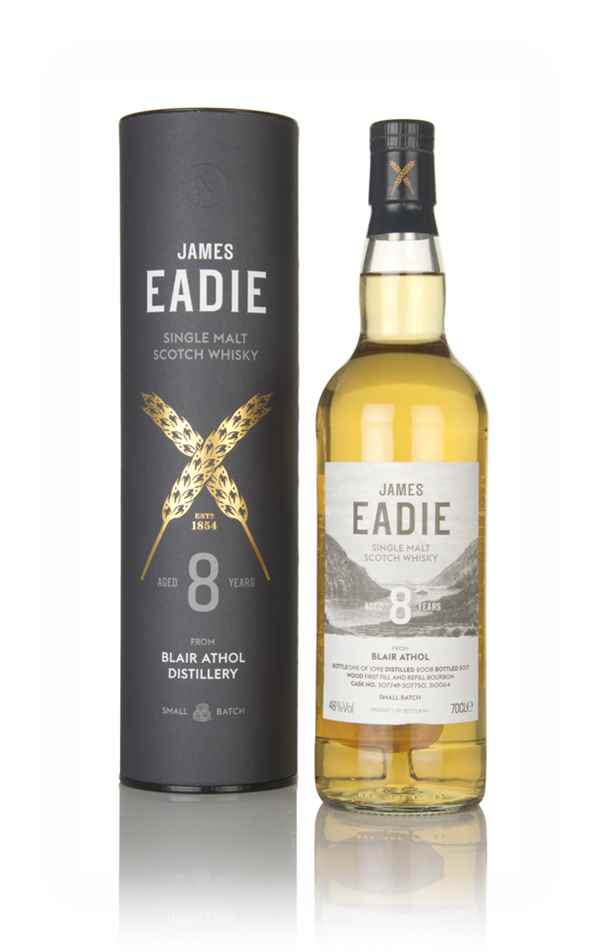 Blair Athol 8 Year Old 2008 (cask 307749, 307750 & 310064) - Small Batch (James Eadie)