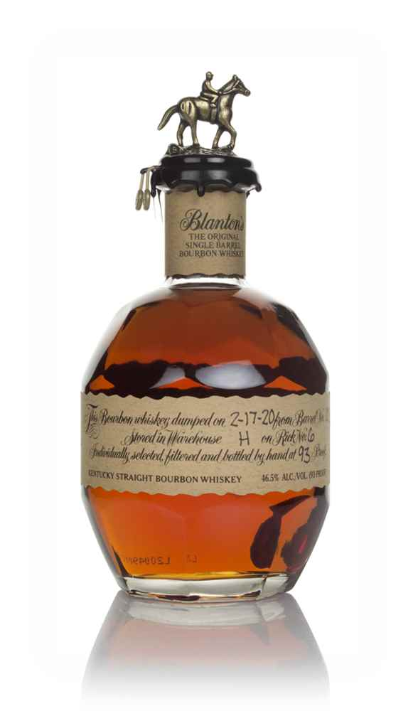 Blanton's Original Single Barrel - Barrel 102