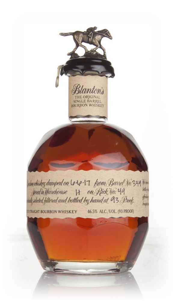 Blanton's Original Single Barrel - Barrel 349